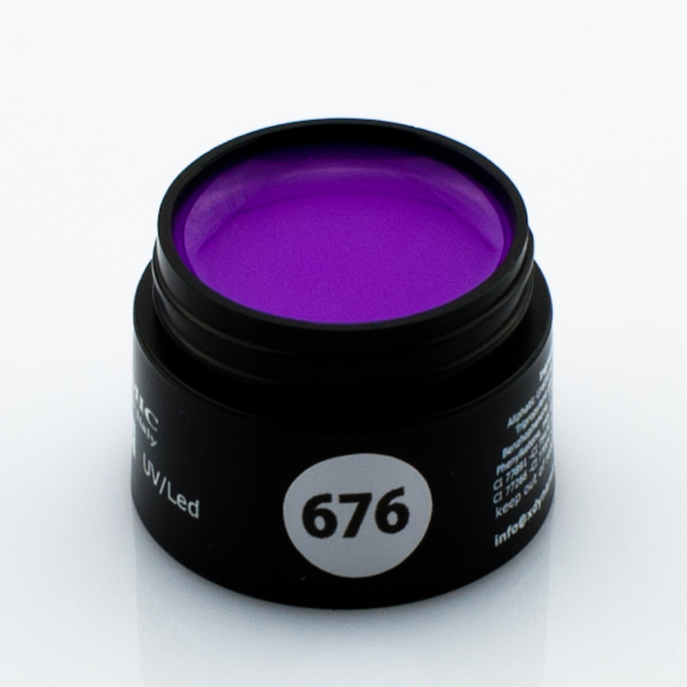 Gel Color  Neon - 676