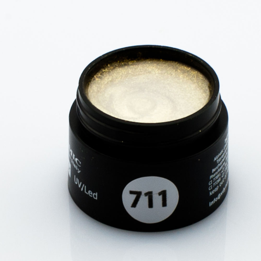 Gel Color  Metal - 711
