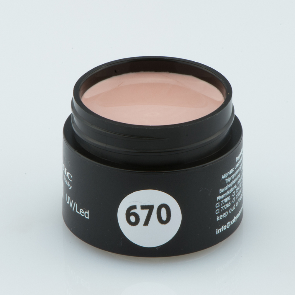 Gel Color Vernici 670