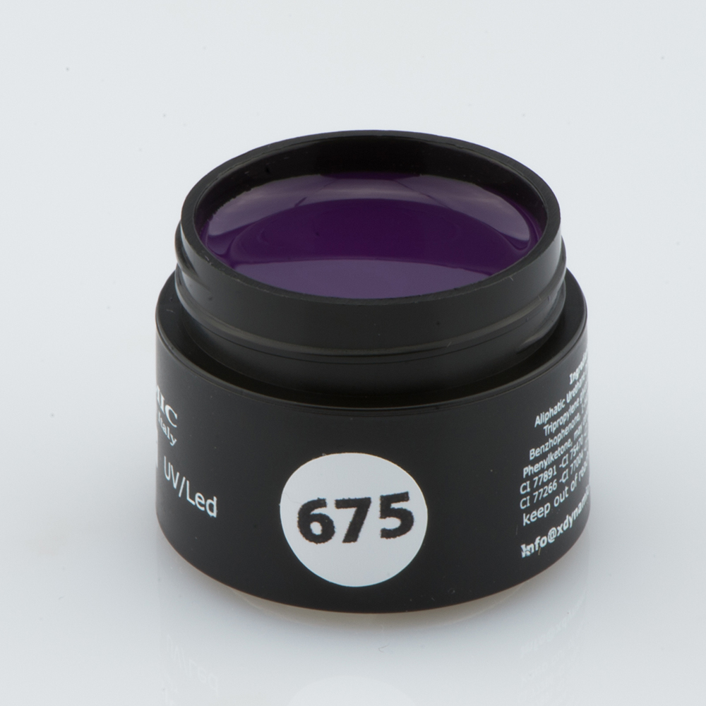 Gel Color Vernici 675