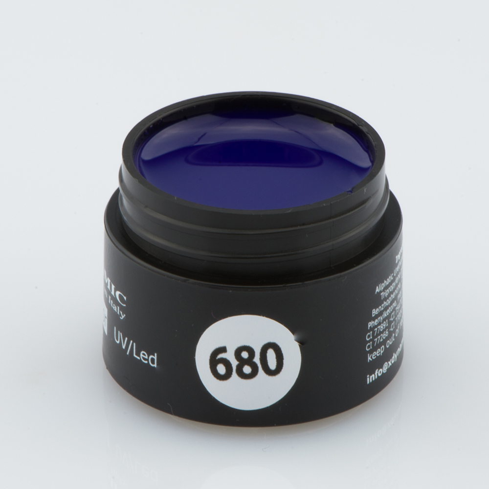 Gel Color Vernici 680